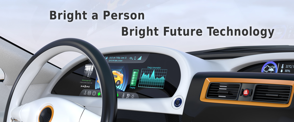 Bright a Person, Bright Future Technology